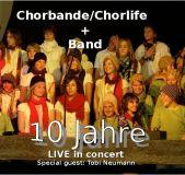 CD Jubiläumskonzert der Chorbande und Chorlife Dürnau
